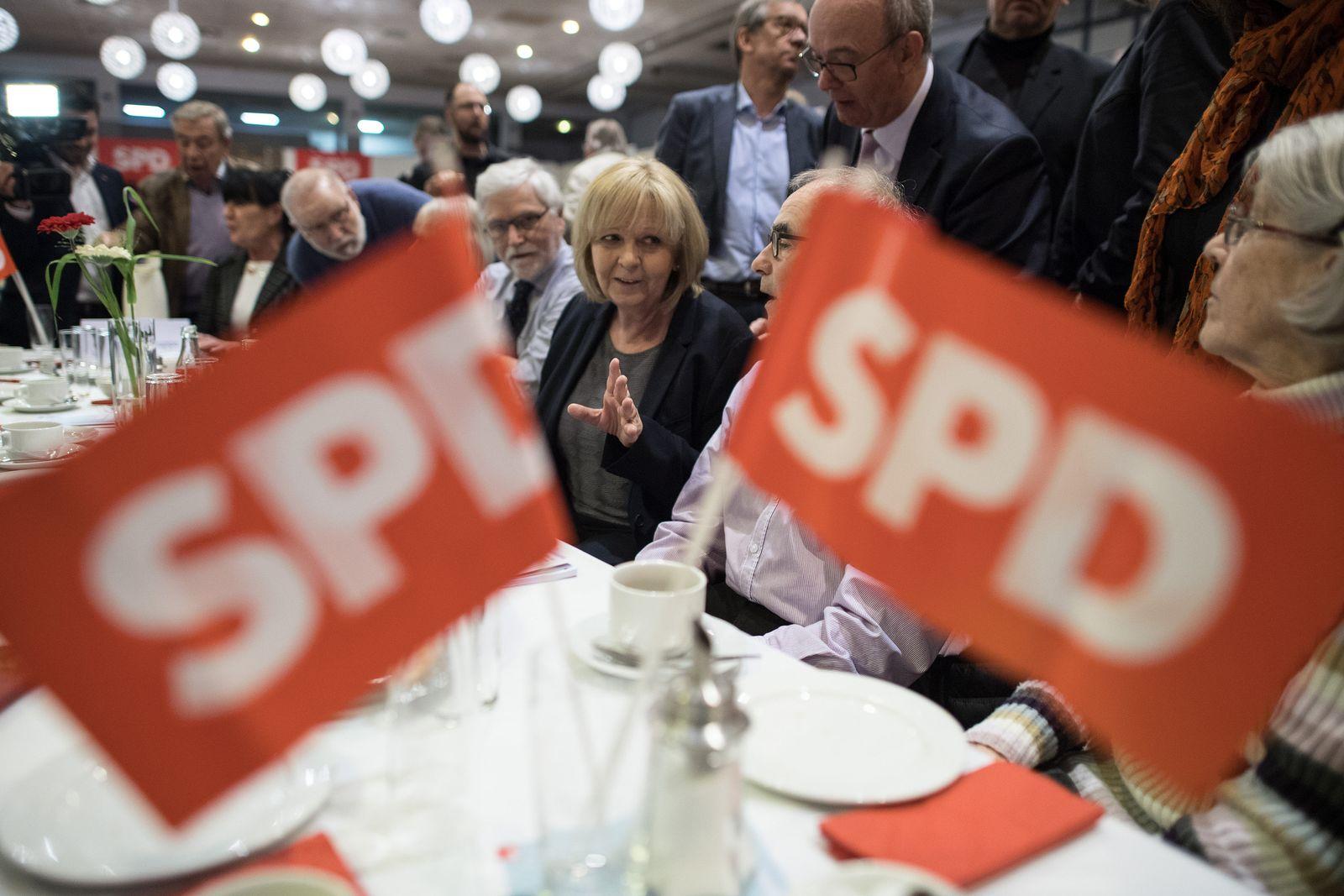 Hannelore Kraft NRW-Landtagswahlkampf