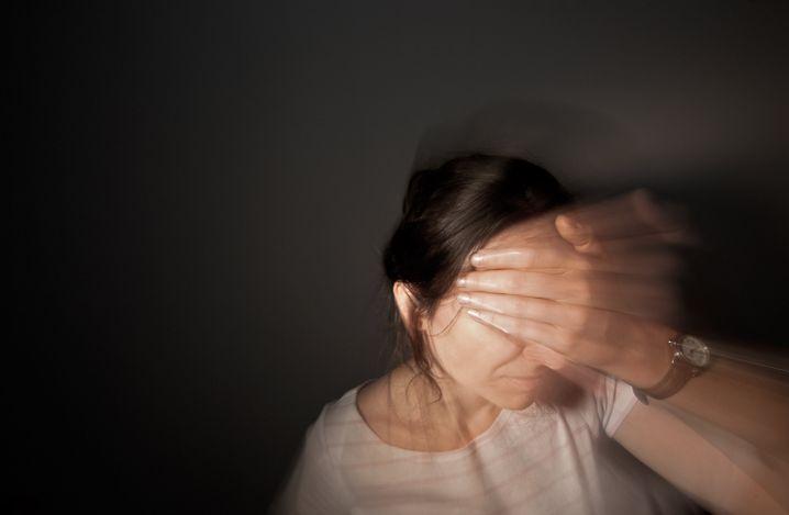 Migräne: Eine Aura ist oft der Vorbote einer Attacke