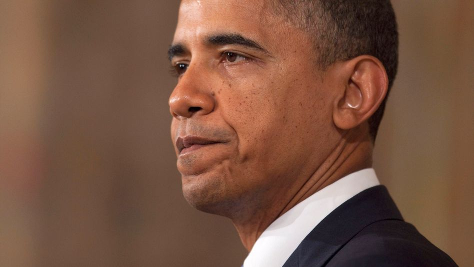 Barack Obama is under fire for his lack of leadership.