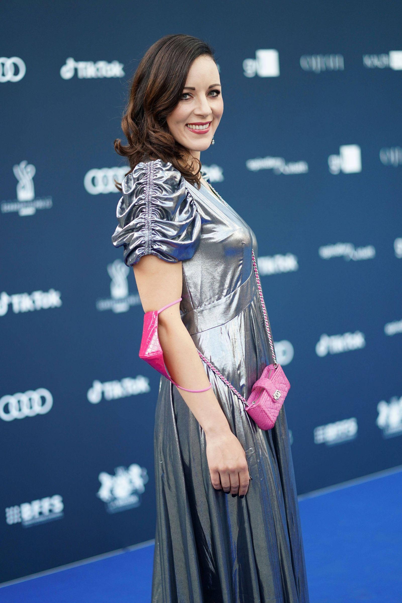 Jasmin Wagner Verleihung Deutscher Schauspielpreis 2020 im Spindler und Klatt in Berlin *** Jasmin Wagner German Acting