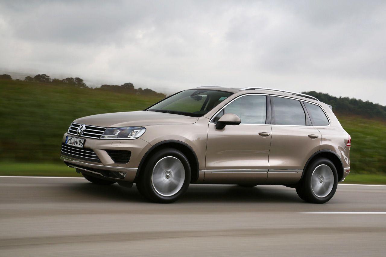 2014 / VW Touareg