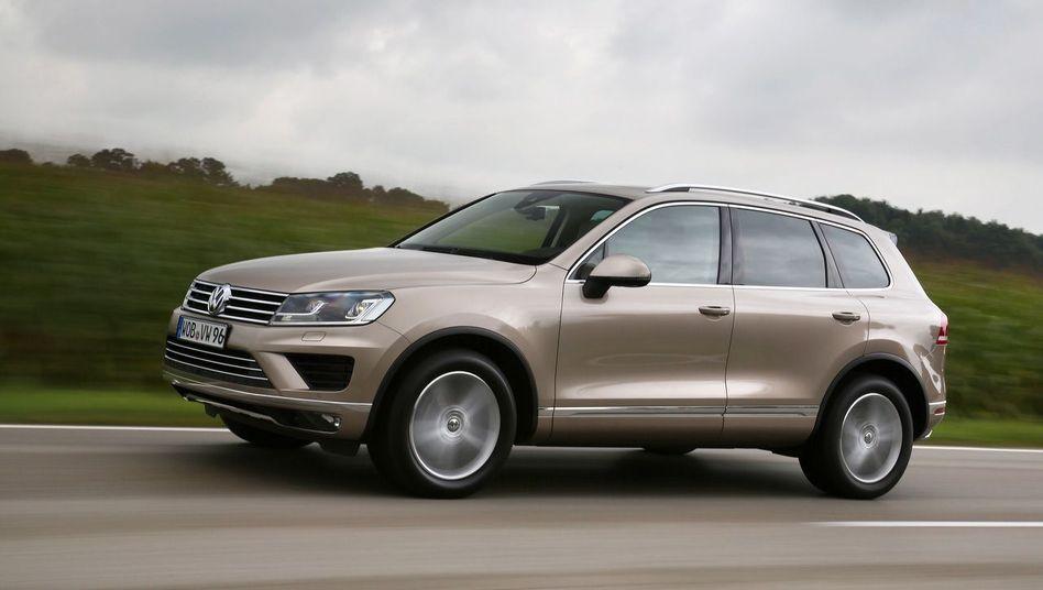 VW Touareg: Mehr SUVs, mehr PS
