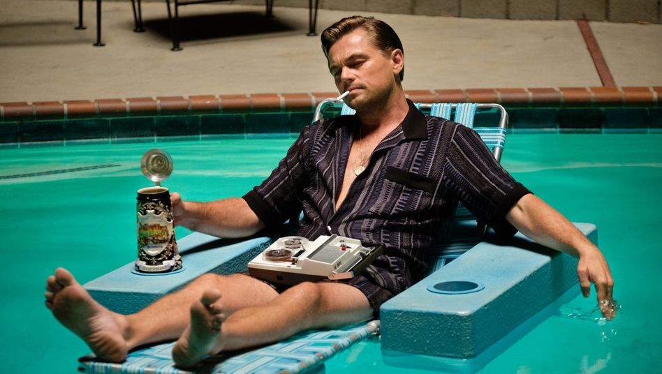 "Leonardo DiCaprio als in die Jahre gekommener Schauspieler Rick Dalton in Quentin Tarantinos ""Once Upon a Time in Hollywood"""