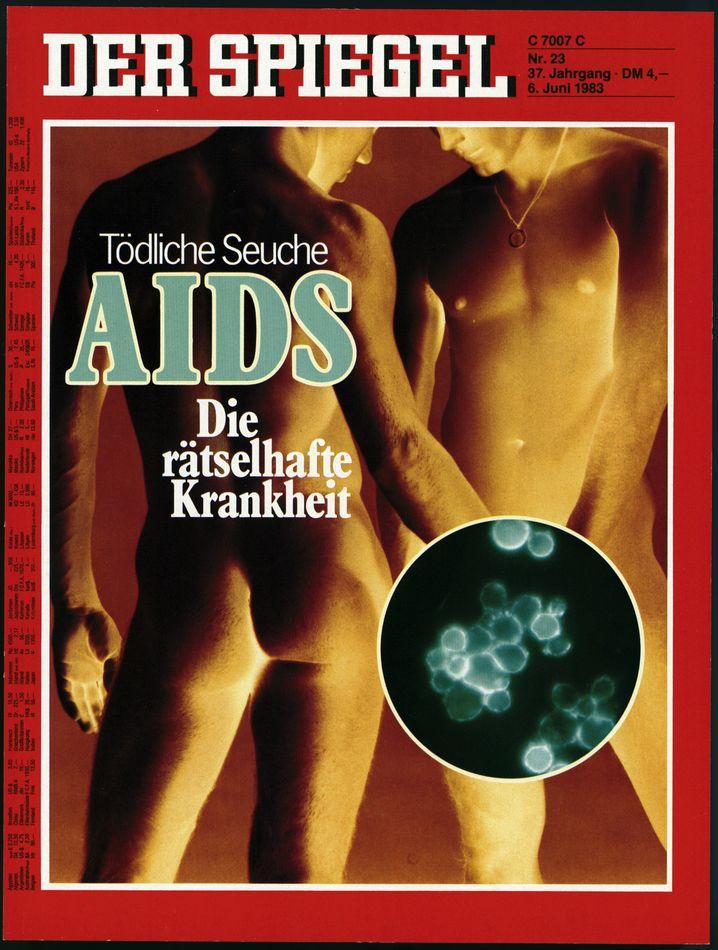 SPIEGEL-Titel vom 6. Juni 1983