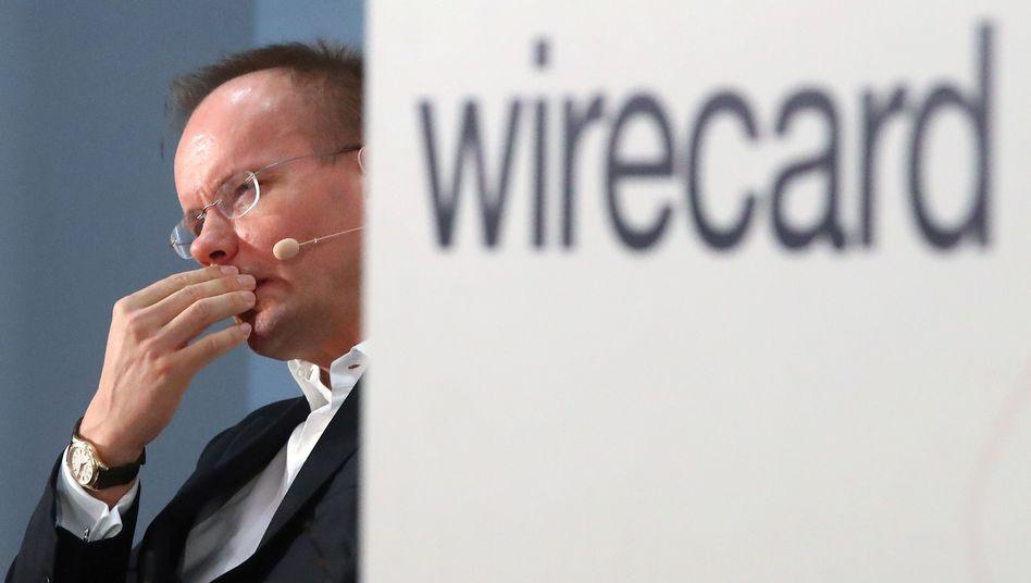 Wirecard-Chef Markus Braun: Sein Unternehmen geht in die Offensive