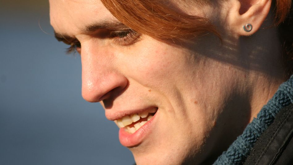 Transsexualität im Beruf: Andrea Krieger geht offen mit ihrem Frausein um