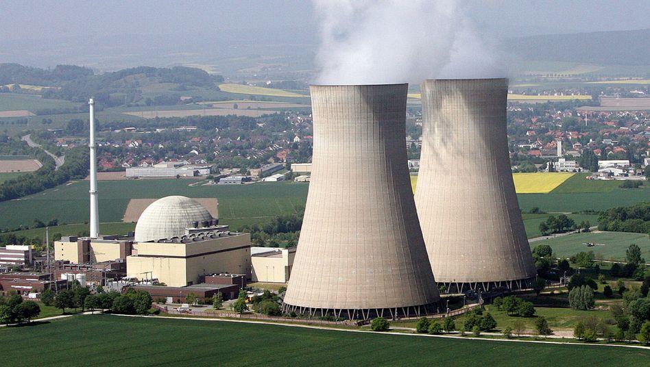 Kernkraftwerk (in Grohnde): Möglicherweise länger am Netz