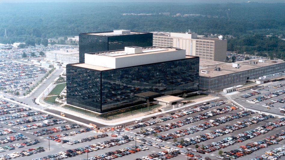 """NSA-Hauptquartier in Fort Meade: """"Wir alle sind für sie Verdächtige"""""""