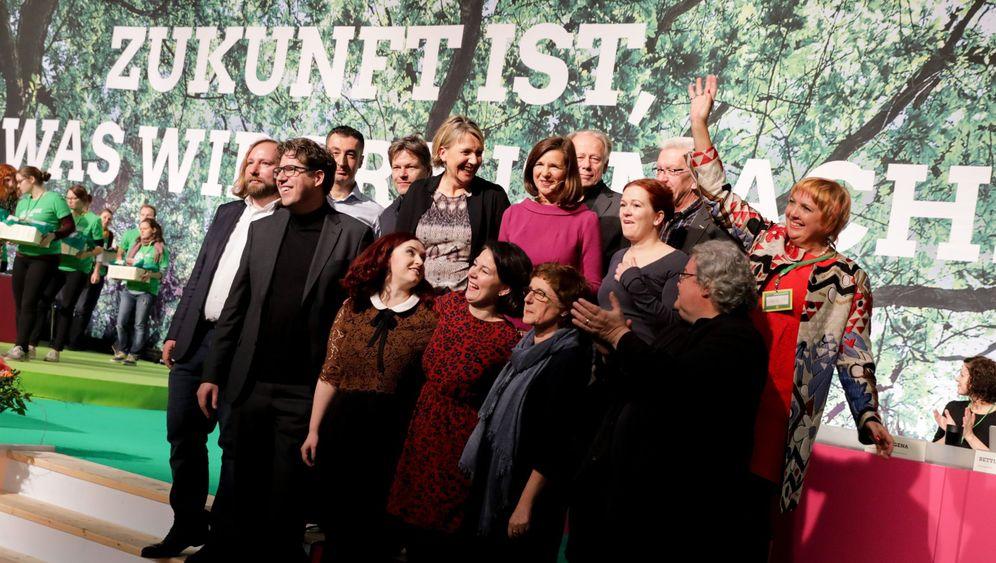 Grünen-Personal: Wer etwas werden will
