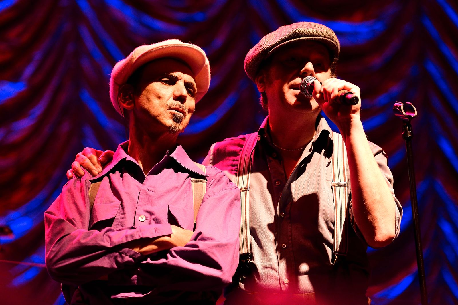 Dexys Perform At The Roundhouse In London