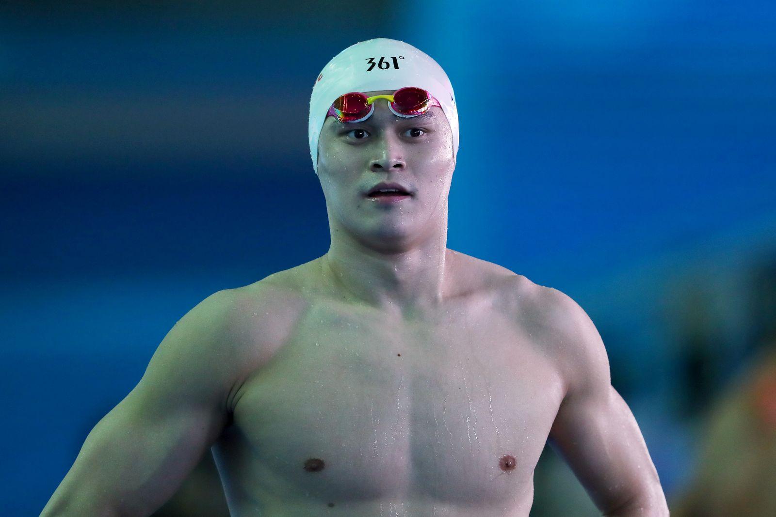 Gwangju 2019 FINA World Championships: Swimming - Day 4