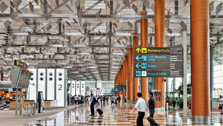 Skytrax-Ranking 2016: Die besten Flughäfen der Welt
