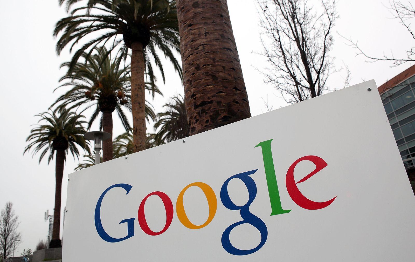 google zentrale in mountain view
