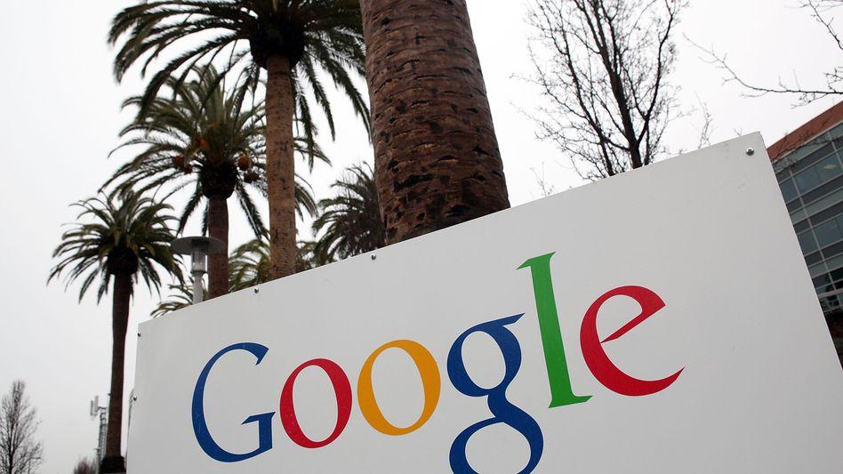 Google-Zentrale (im kalifornischen Mountain View): Mehr Umsatz, mehr Gewinn