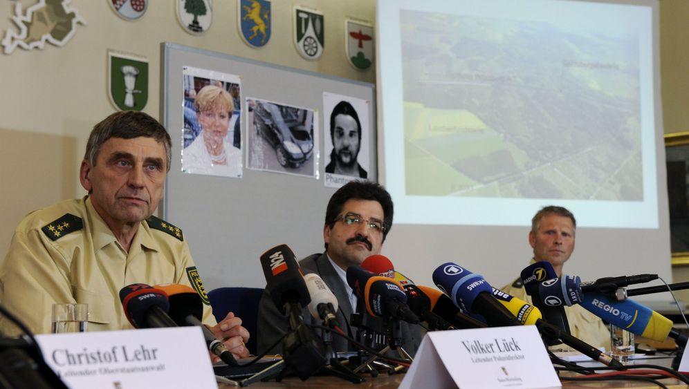 Fall Maria Bögerl: 27 Minuten zu spät zur Lösegeldübergabe