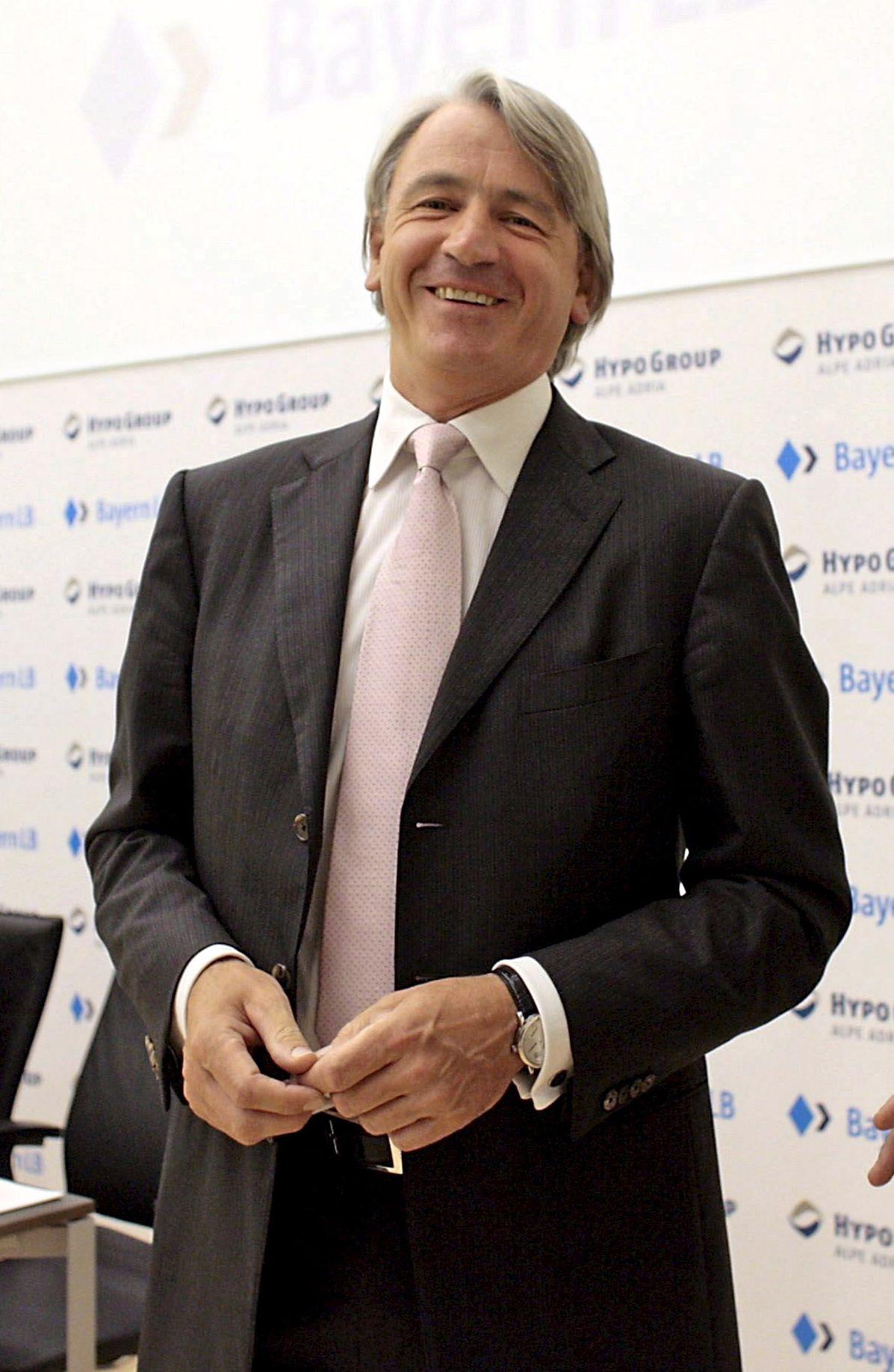 Ex-Bankenchef Kulterer in Österreich festgenommen