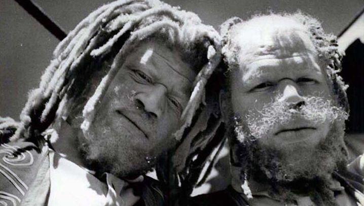George und Willie Muse: Entführt, ausgestellt, zurückgeholt