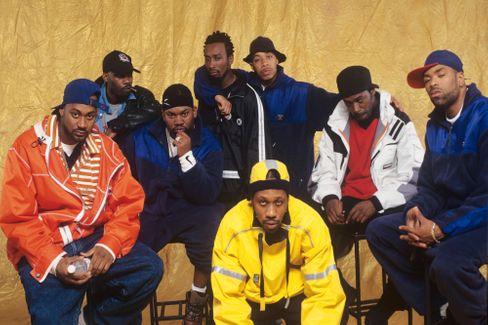 US-Rapgruppe Wu-Tang Clan (Archivbild): Ein Album wie das Zepter eines ägyptischen Königs