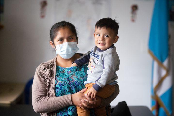 In Guatemala leben rund 60 Prozent der Bürger in Armut – viele von ihnen sind indigen