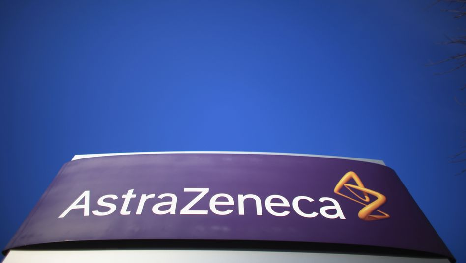 AstraZeneca-Werk in Macclesfield