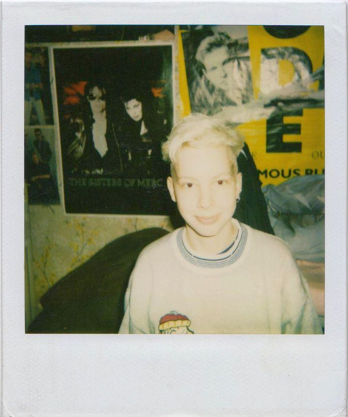 Autorin Präkels 1991: Edle Wilde, geläuterte Helden