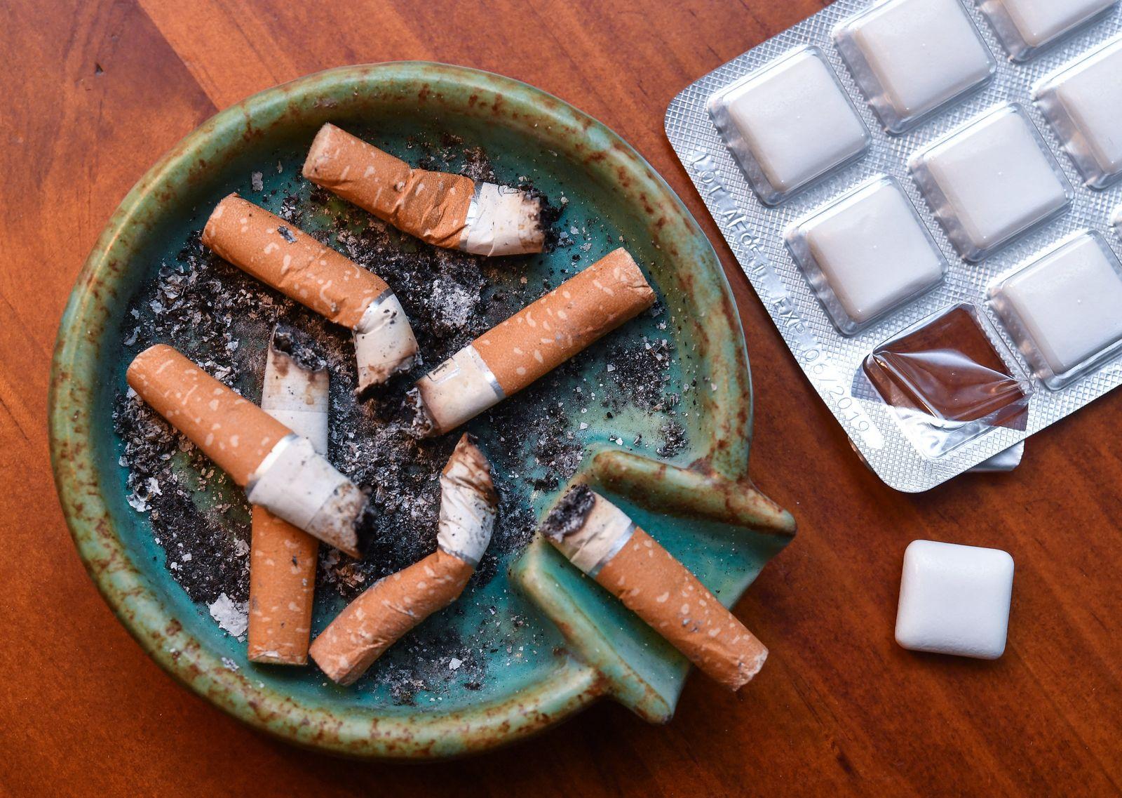 Nikotinkaugummis