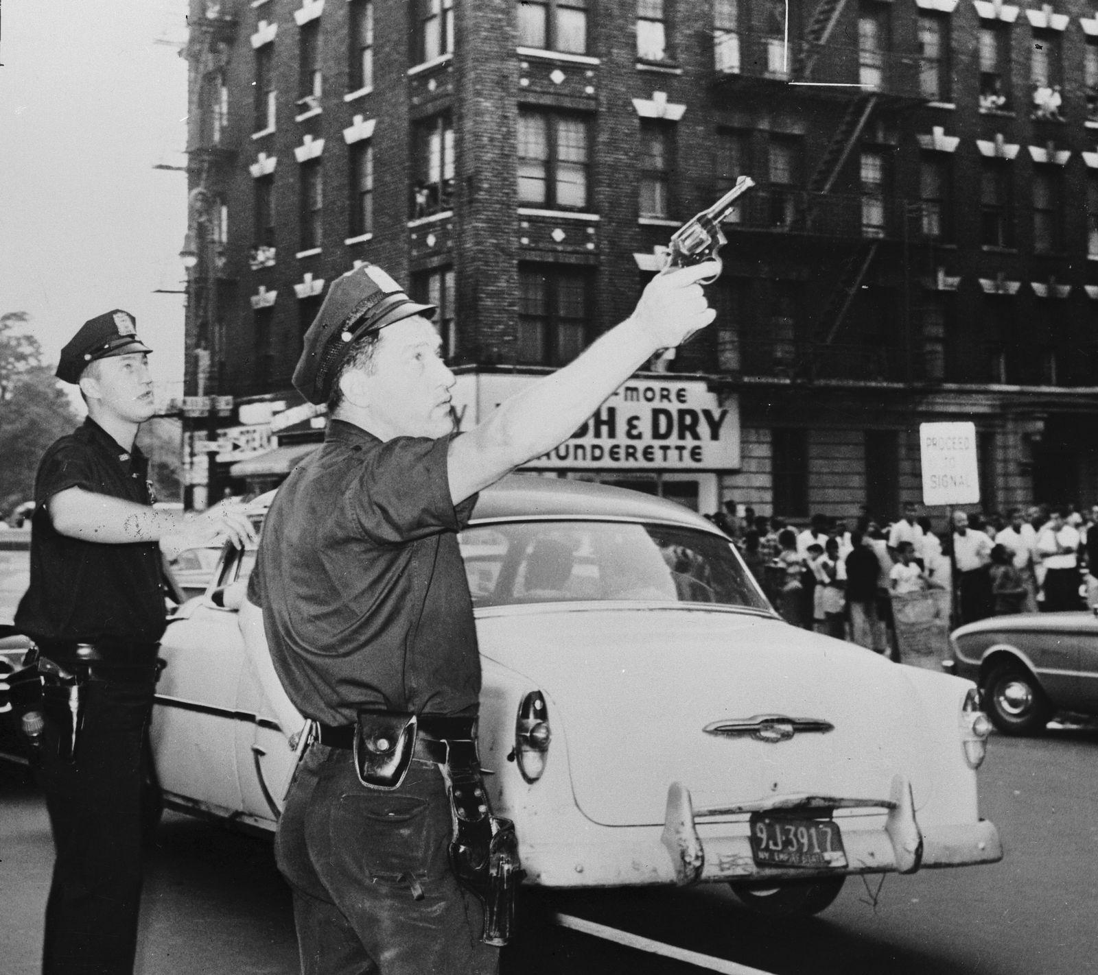 New York / Cops