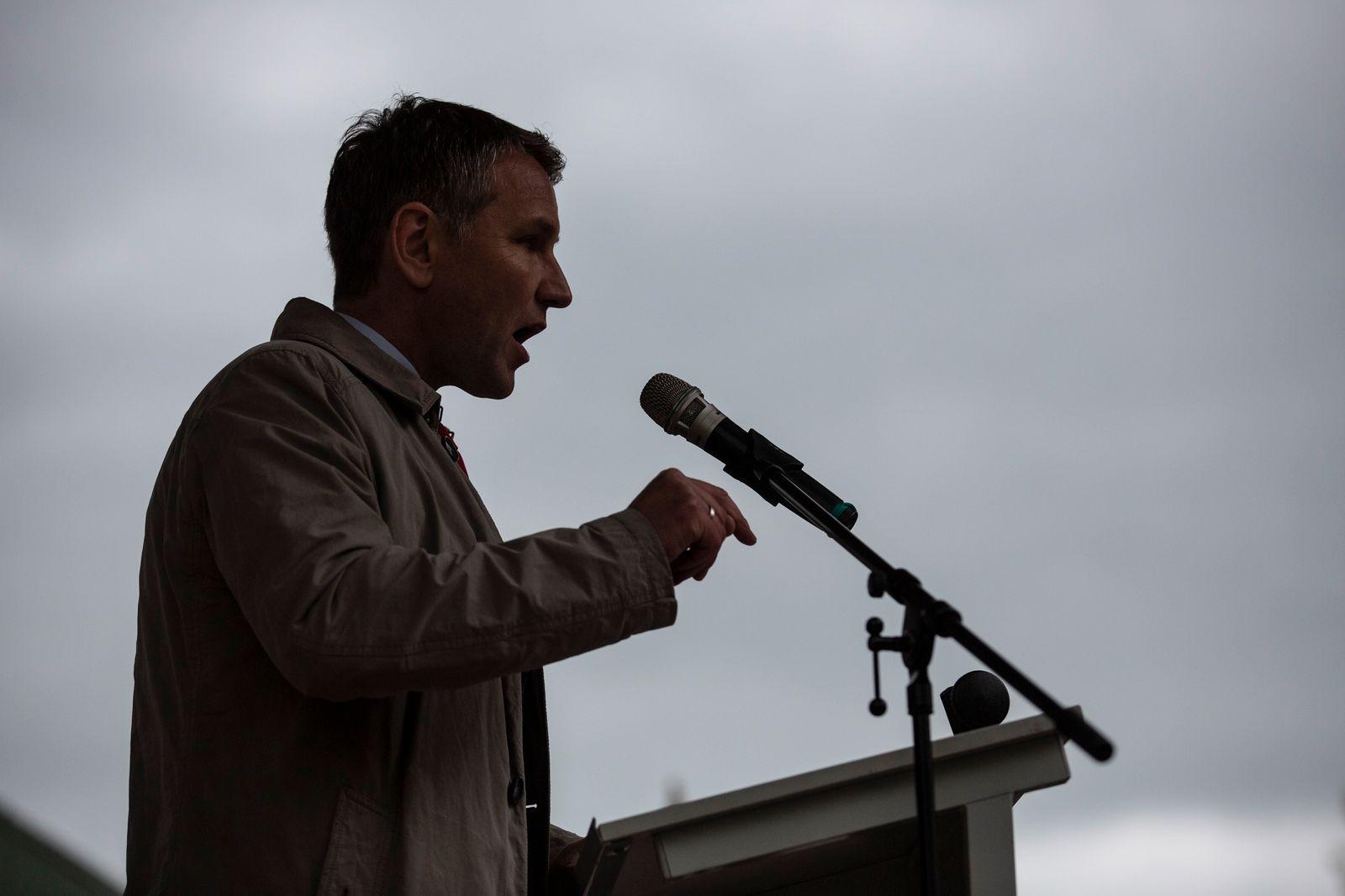 AfD-Schiedsgericht lehnt Parteiausschluss von Björn Höcke ab
