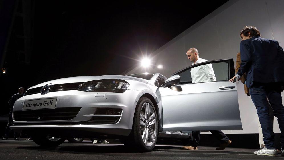 Neuer VW Golf VII: Glorreiche Sieben