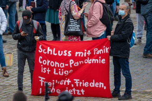 In mehreren deutschen Städten werden erneut Proteste erwartet