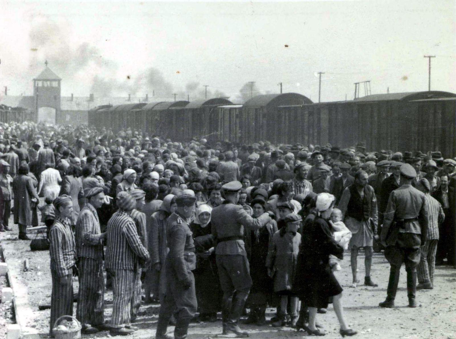 2. Weltkrieg / Auschwitz