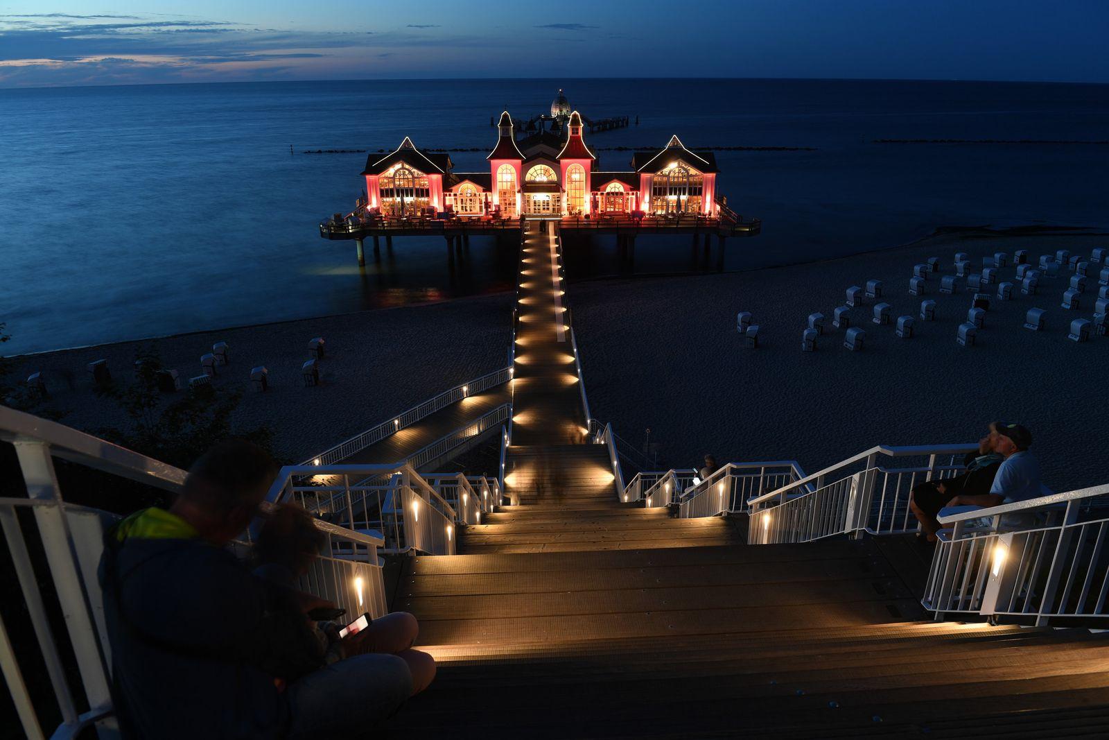 """Aktion """"Night of Light"""" - Insel Rügen"""