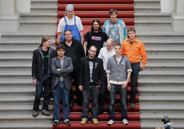 Berlin Piraten-Abgeordnete: Mit ihnen fing alles an
