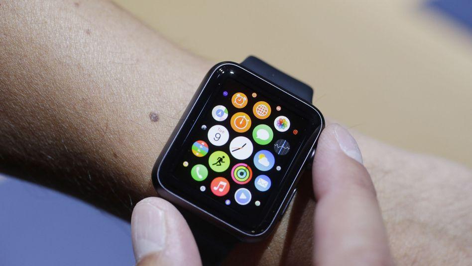 Apple Watch: Die Smartwatch kostet in Deutschland mindestens 399 Euro