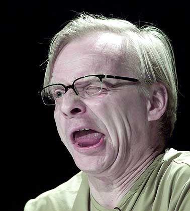 Der tat weh: Mutmaßliches Nervsprech-Opfer, der Kabarettist Uwe Steimle