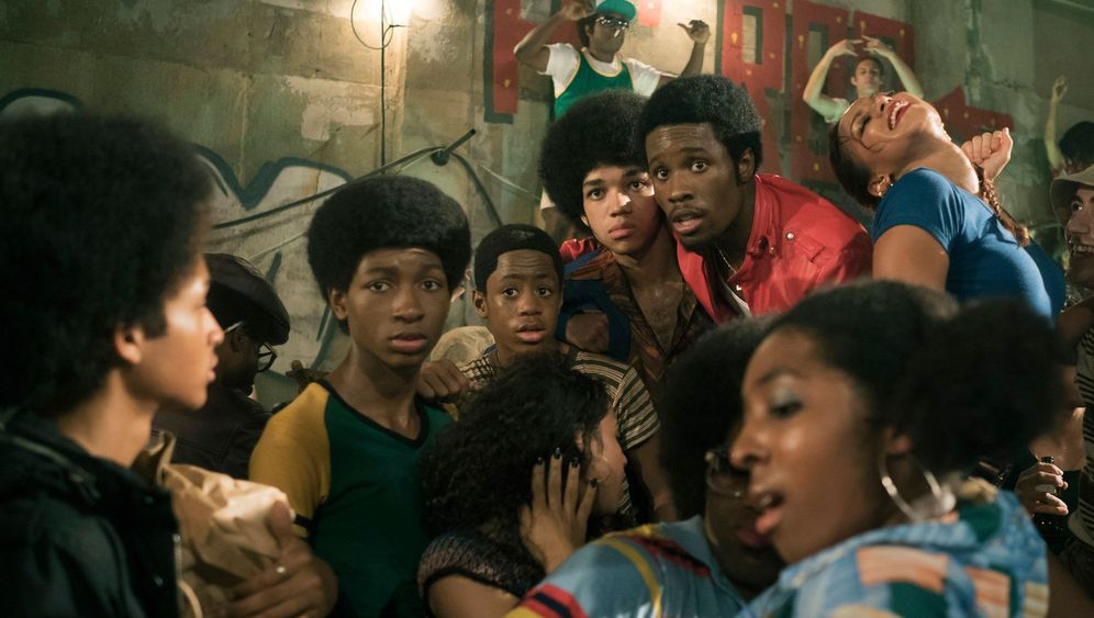 """""""The Get Down"""": A Hip-Hop-Star is born"""