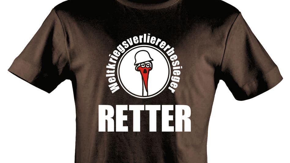 """""""Storch Heinar"""" braucht Hilfe: Mögliche Unterstützer können nun sein T-Shirt kaufen"""