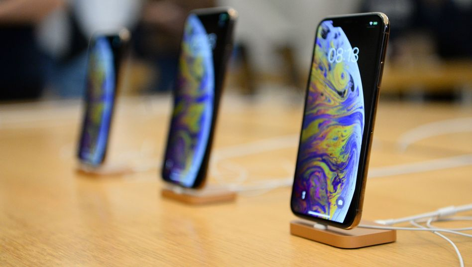iPhone XS und iPhone XS Max: Die Lücken betreffen zahlreiche Apple-Geräte