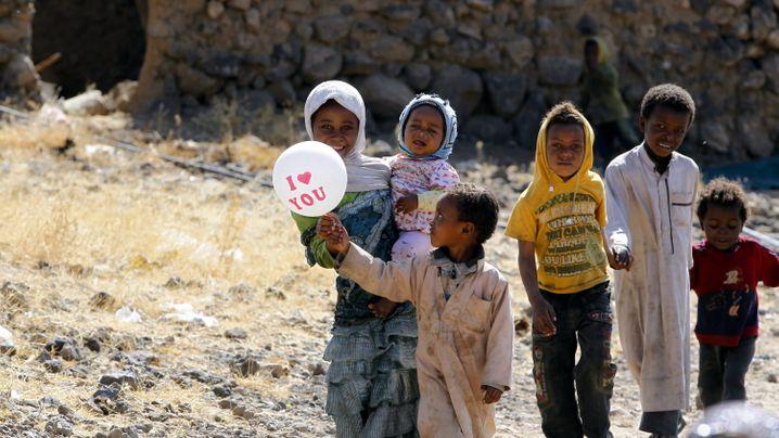 Krieg im Jemen: Elend ohne Ende