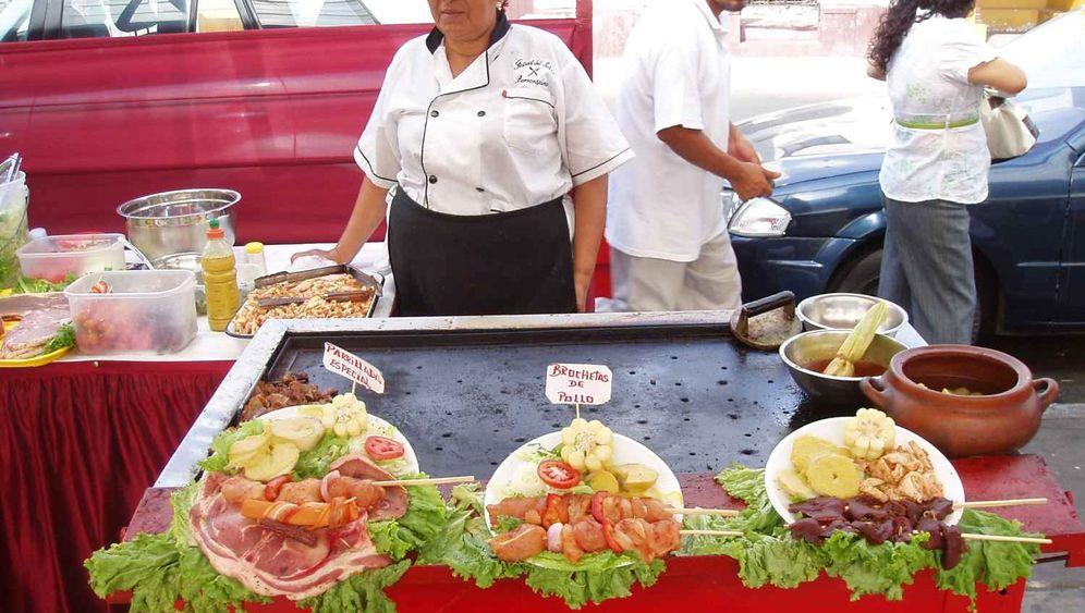 Barranco in Peru: Bloß keine Hektik!