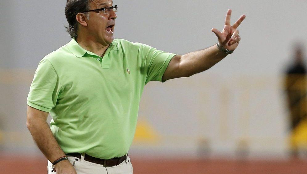 """Primera División 2013/2014: """"Tata"""" gegen Carlo"""