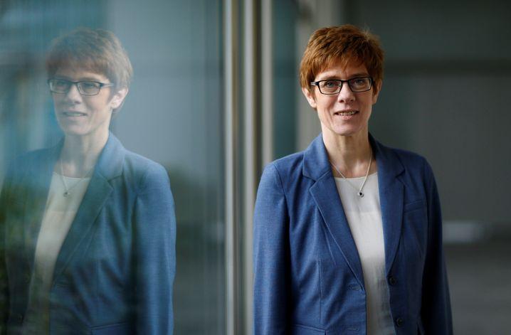 CDU-Politikerin Kramp-Karrenbauer