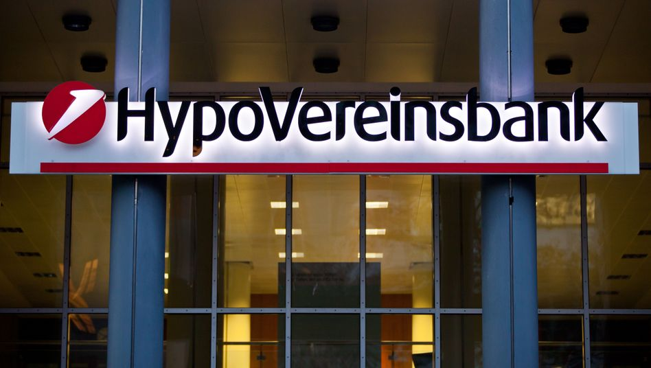 Hypovereinsbank in Nürnberg (Archiv)