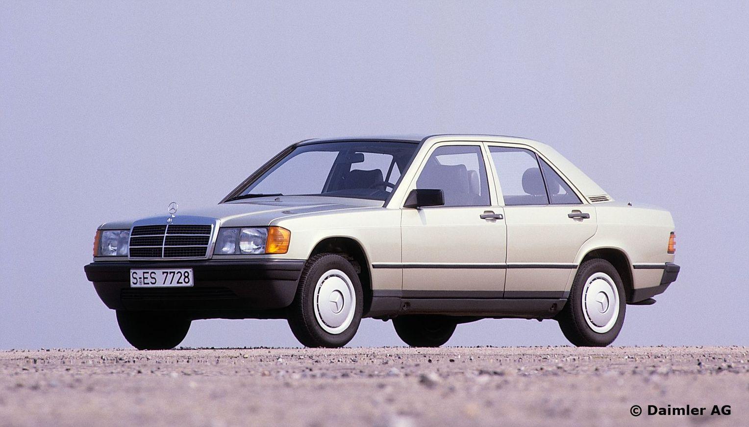 Bremsen Beläge vorn Mercedes 190 190E 190D W201**