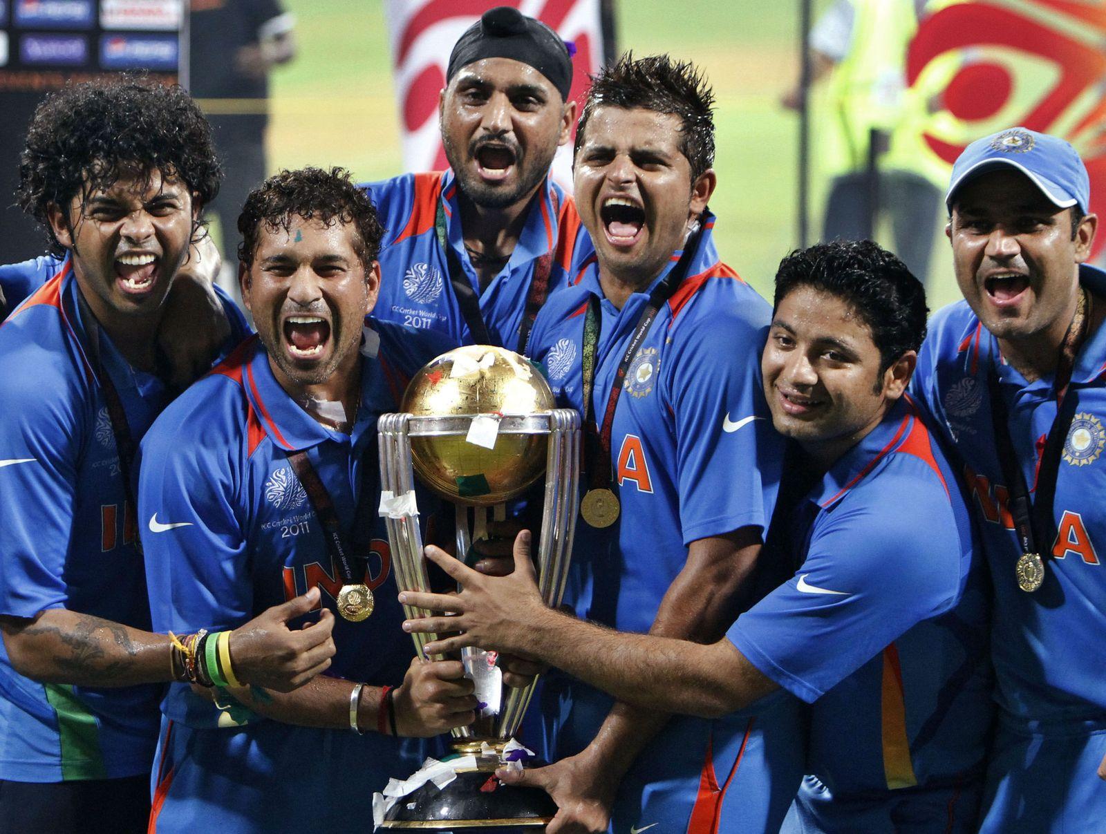 India Cricket WCup India Sri Lanka