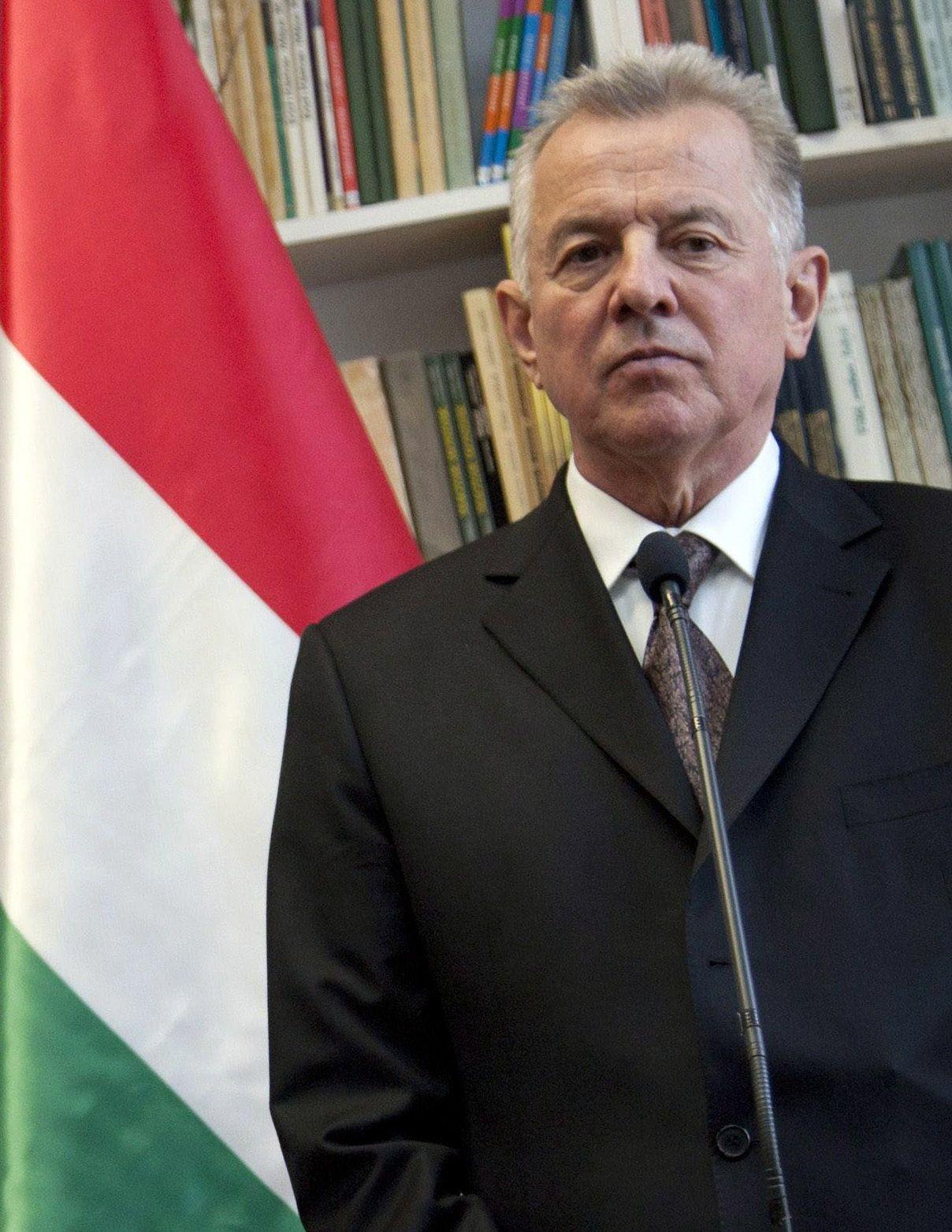 Ungarns Präsident hat Doktorarbeit abgeschrieben