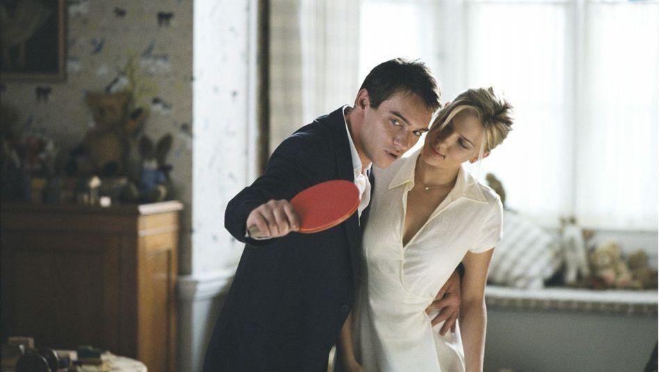 Jonathan Rhys Meyers und Scarlett Johansson: Kleines Meisterwerk von Woody Allen