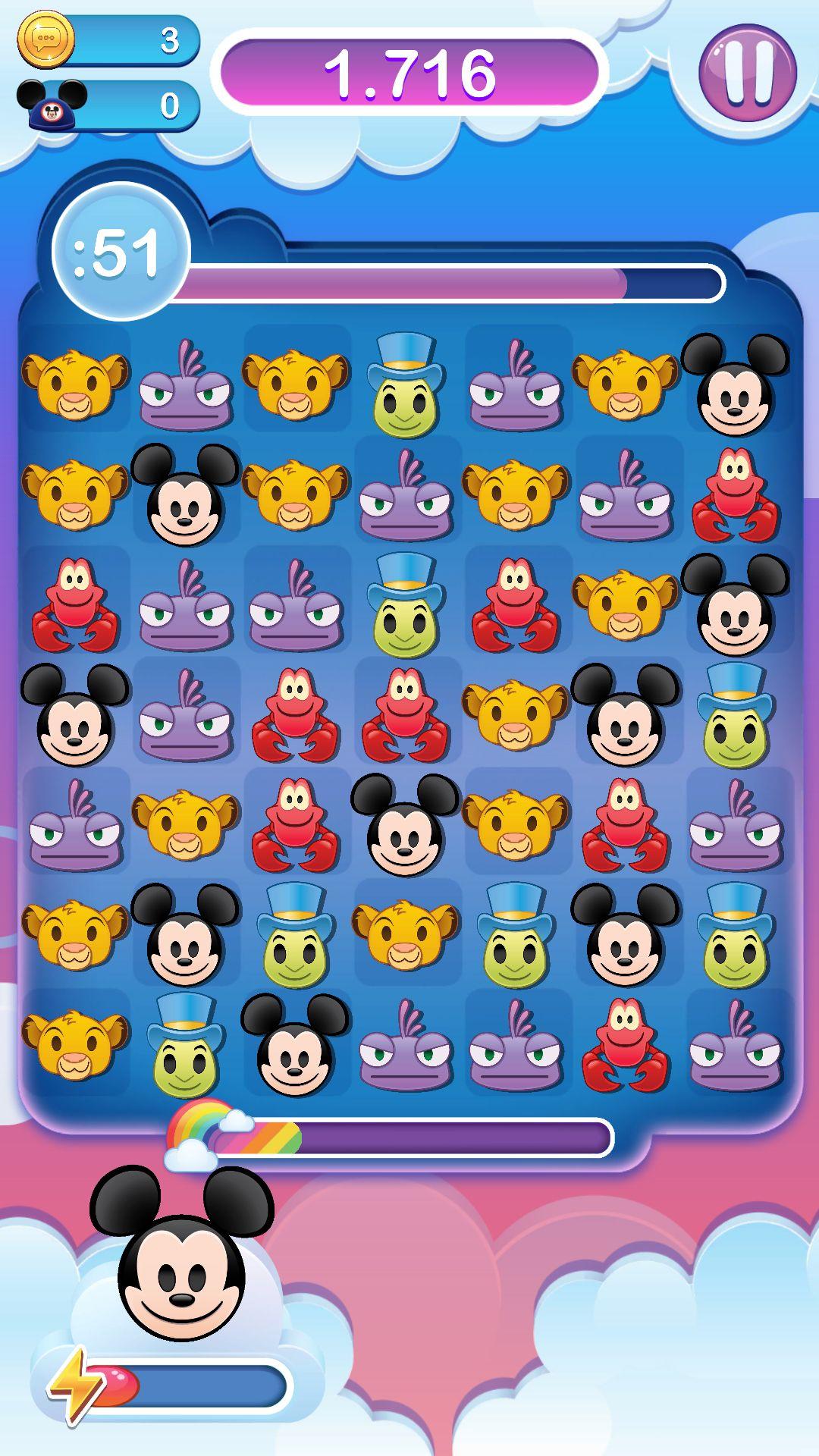 NUR ALS ZITAT Screenshot Emoji Blitz