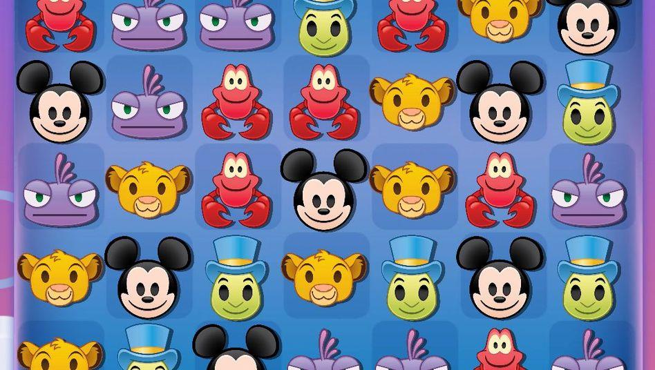 """Screenshot von """"Emoji Blitz"""""""
