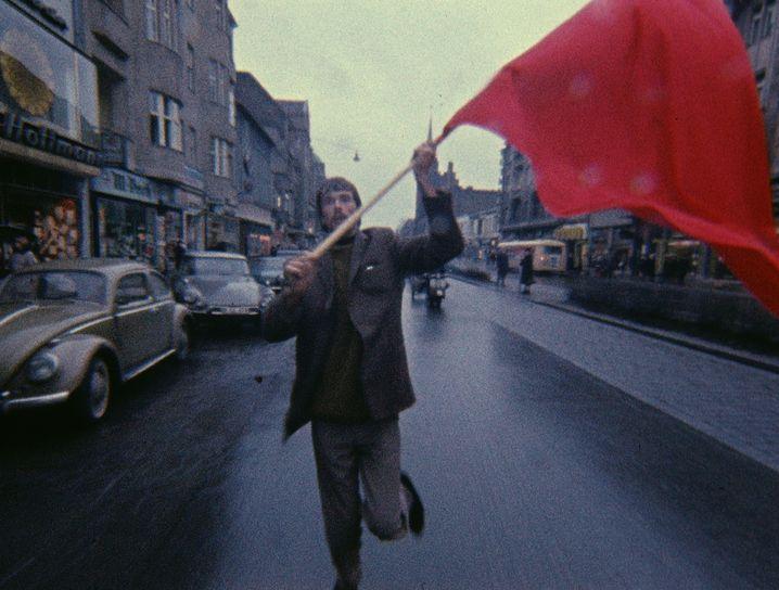 "Szenenbild aus dem Dokumentarfilm ""Une jeunesse allemande"""